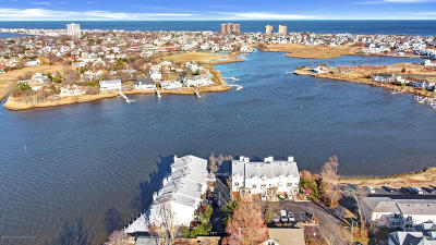 Long Branch Condo/Townhouse For Sale: 165 Riddle Avenue #6