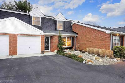 Spring Lake Condo/Townhouse For Sale: 4 Cherry Court
