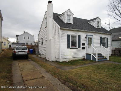 Seaside Heights Multi Family Home For Sale: 307 Franklin Avenue