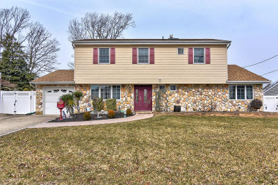 Hazlet Single Family Home Under Contract: 16 Lillian Drive