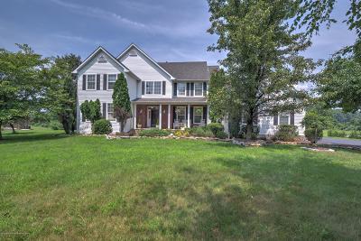 Millstone Single Family Home For Sale: 16 Wagner Farm Lane