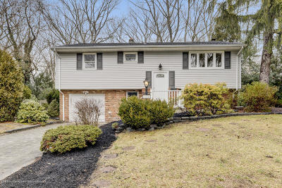 Howell Single Family Home Under Contract: 121 Darien Road