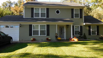 Manchester Single Family Home Under Contract: 2285 Huckleberry Road
