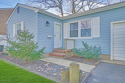 Point Pleasant Single Family Home Under Contract: 2206 Wilson Road