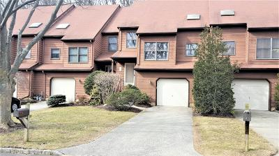 Atlantic Highlands Condo/Townhouse For Sale: 69 Pape Drive