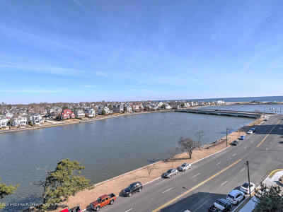 Asbury Park Condo/Townhouse For Sale: 510 Deal Lake Drive #7H