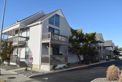 Seaside Heights Condo/Townhouse For Sale: 1001 Boulevard #A2