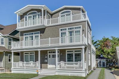 Seaside Park Single Family Home For Sale: 14 12th Avenue
