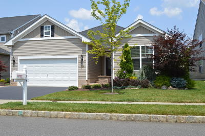 Monmouth County Adult Community For Sale: 124 Wintergreen Drive