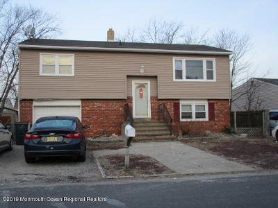 Toms River Single Family Home For Sale: 3150 Oceanic Drive