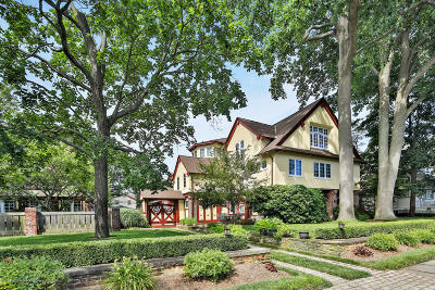Monmouth County Single Family Home For Sale: 316 Woodland Avenue