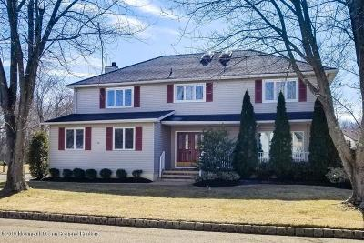 Tinton Falls Single Family Home Under Contract: 2 Cornell Court
