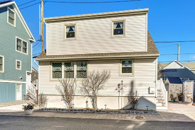 Lavallette Single Family Home For Sale: 106 Del Monte Road
