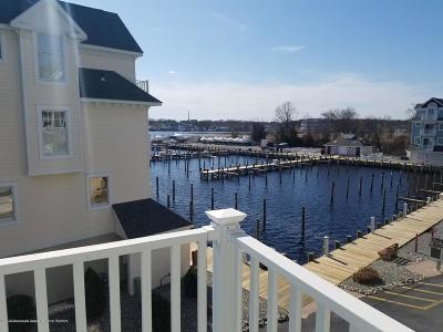 Forked River, Lacey, Lanoka Harbor Condo/Townhouse For Sale: 342 Harbor View View #42