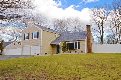 Toms River Single Family Home Under Contract: 873 Tudor Court