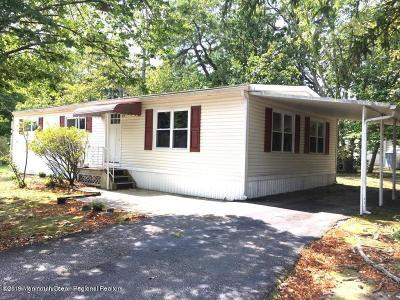 Whiting NJ Adult Community For Sale: $21,999