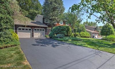 Morganville Single Family Home For Sale: 20 Regina Road