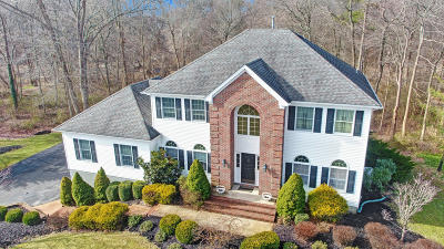 Millstone Single Family Home For Sale: 3 Clayton Drive