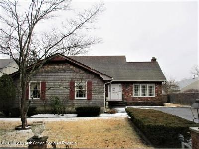 Point Pleasant Single Family Home Under Contract: 2406 Mallow Street