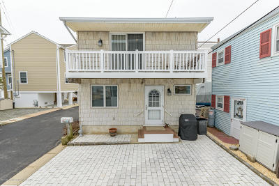 Lavallette Single Family Home For Sale: 106 W Beach Way