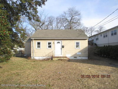 Point Pleasant Single Family Home For Sale: 1416 Beaver Dam Road