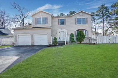 Toms River Single Family Home For Sale: 1020 10th Avenue