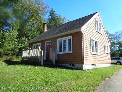 Jackson NJ Single Family Home For Sale: $219,900