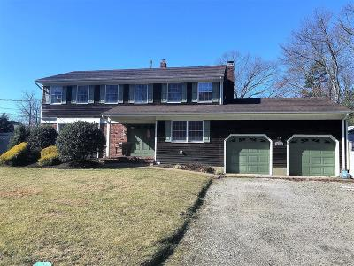 Single Family Home For Sale: 1590 Church Road