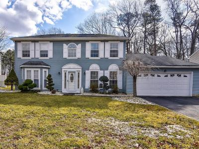 Howell Single Family Home For Sale: 86 Heritage Drive
