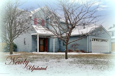 Howell Single Family Home For Sale: 9 Cattail Drive