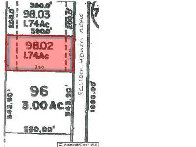 Residential Lots & Land For Sale: 310 Schoolhouse Road