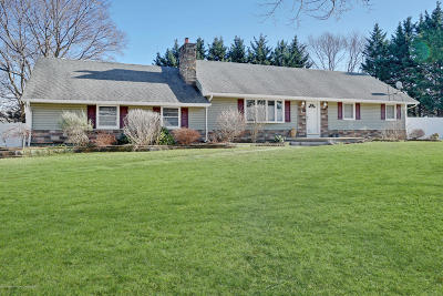 Single Family Home Under Contract: 3 Almar Road
