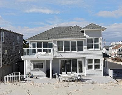Long Beach Twp Single Family Home For Sale: 120 E Mermaid Lane