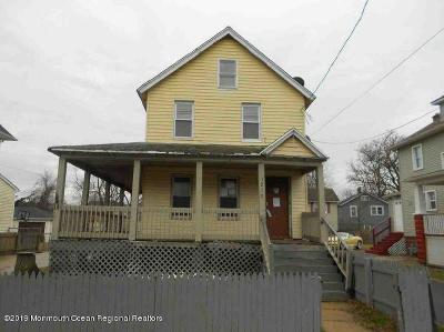 Single Family Home For Sale: 1212 11th Avenue