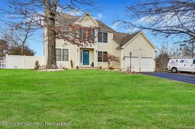 Ocean County Single Family Home For Sale: 248 Compass Road