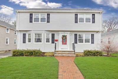 Monmouth County Single Family Home For Sale: 73 Pearce Avenue