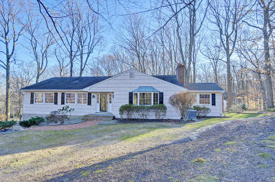 Middletown Single Family Home Under Contract: 166 Deepdale Drive