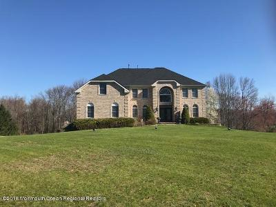 Monmouth County Single Family Home For Sale: 2 Yeger Drive
