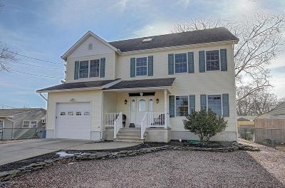 Ocean County Single Family Home For Sale: 911 Beach Boulevard