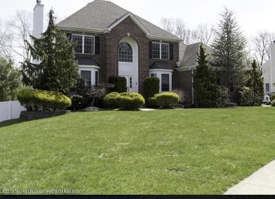 Ocean County Single Family Home For Sale: 9 Phoenix Court