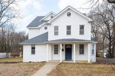 Monmouth County Single Family Home For Sale: 357 Lake Avenue