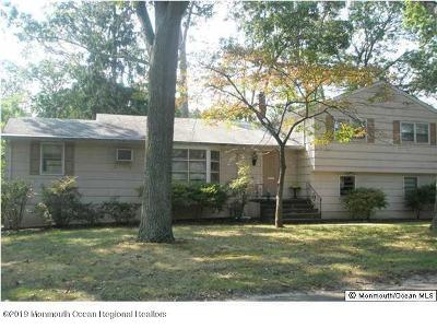 Monmouth County Single Family Home For Sale: 270 Berger Avenue