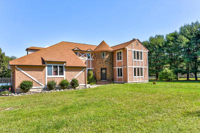 Ocean County Single Family Home For Sale: 235 Archertown Road