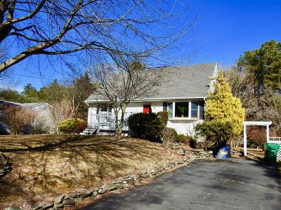Ocean County Single Family Home For Sale: 383 S Stump Tavern Road