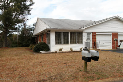 Ocean County Adult Community For Sale: 413 Highland Drive #A