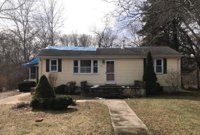 Ocean County Single Family Home For Sale: 36 Fire House Drive