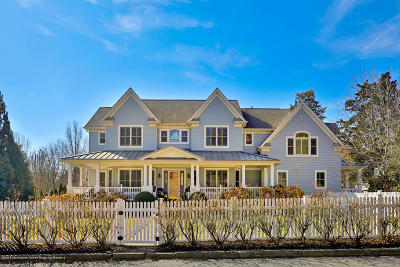 Avon-by-the-sea, Belmar, Bradley Beach, Brielle, Manasquan, Spring Lake, Spring Lake Heights Single Family Home For Sale: 900 Riverview Drive