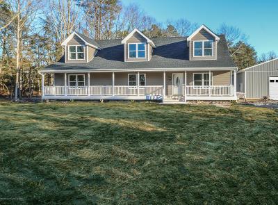 Ocean County Single Family Home For Sale: 340 Railroad Avenue