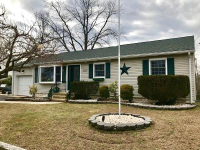 Ocean County Single Family Home For Sale: 602 Pennsylvania Avenue