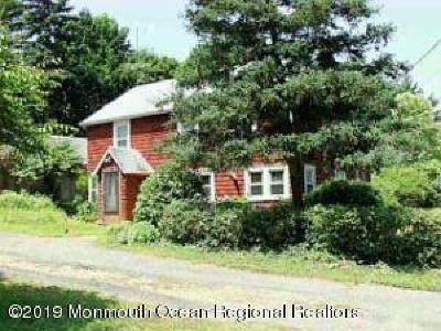 Marlboro Single Family Home Under Contract: 36 School Road